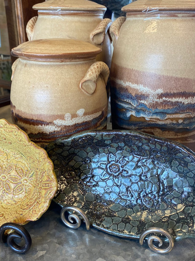 Functional & Decorative Pottery