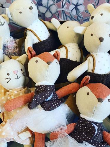 Little Cotton Plush Animals