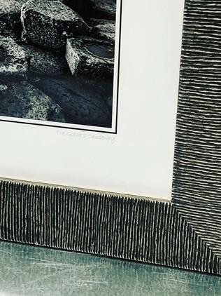 Larson Juhl Linea collection in graphite