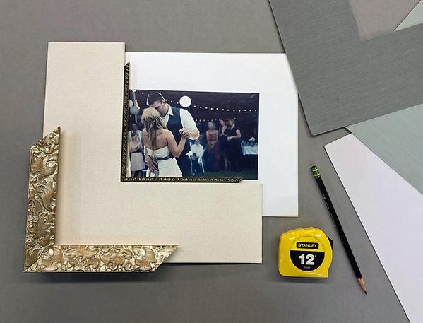 wedding photo, AMCI moulding