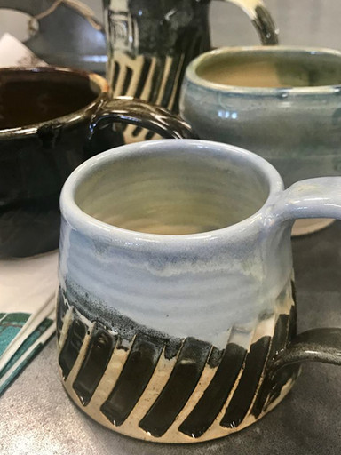 Wheel Thrown Mugs