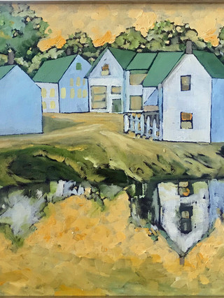 A Village Reflection