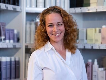 Marika Nylén Frissör och ägare Salong MAJO