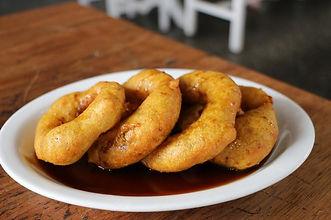 Picarones – Peruvian Doughnuts Peruvian Desserts
