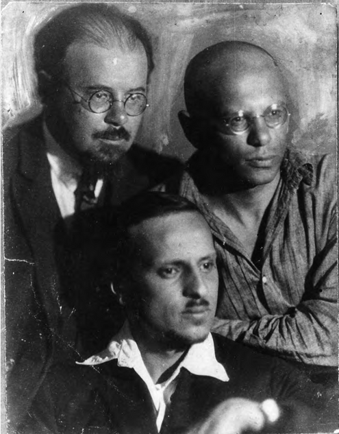 Isaak, Jan and Emil Spielrein