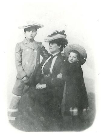 Spielrein family