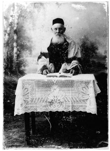 Rabbi Lublynski
