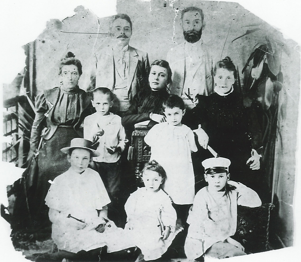 2. Spielrein family 1896, Sabina Emilia
