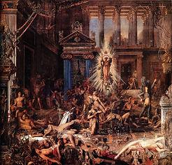 Gustave Moreau - The Suitors