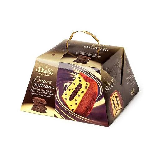 Dais Modica Sicilian Dark Chocolate