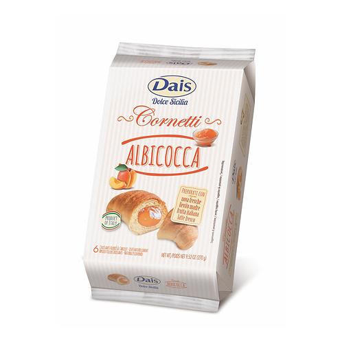 WS Dais Croissant Apricot 270 Gram