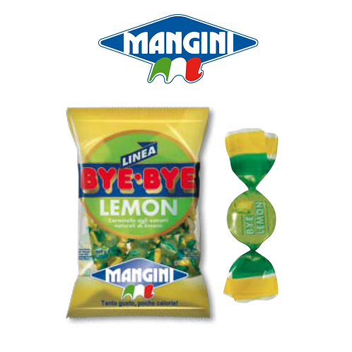 WS  Mangini Bye Lemon 14 X 150 Gram
