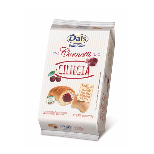 WS Dais Croissant Cherry 270 Gram