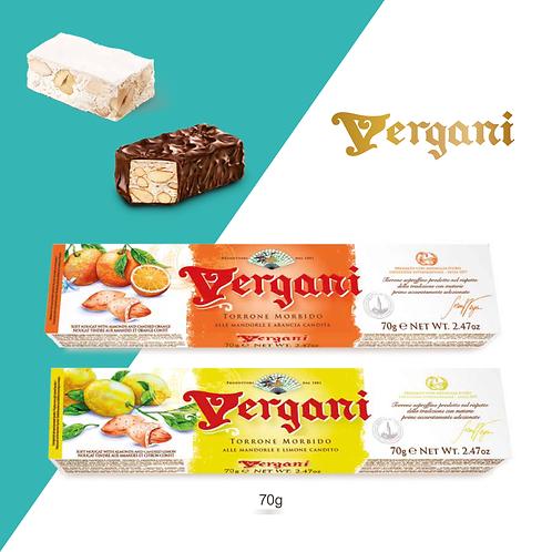 Vergani Lemon/Mandarine Nougat