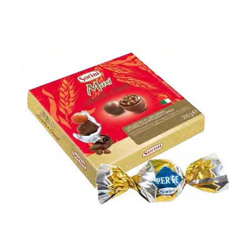 WS Sorini Maxi Box (dark, milk hazelnut cream, white, cappuccino, amaretto)