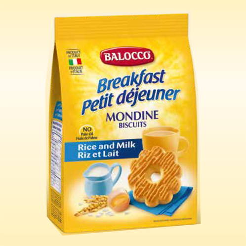 WS Balocco Dry Biscuits 700 Gram