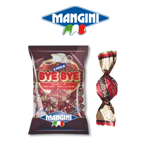 Mangini Bye Coffee 130g