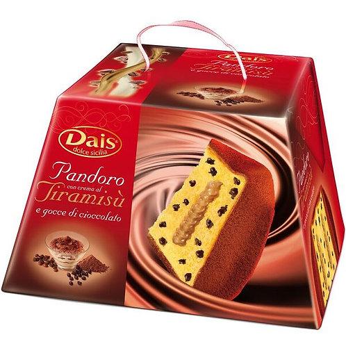 WS Dais Tiramisu Chocolate Chip Pandoro 750 Gram