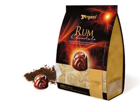 Vergani Rum Chocolate