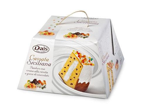 WS Dais Ricotta Cassata Pandoro