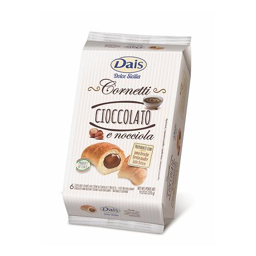 WS Dais Croissant Hazelnut Chocolate Cream 270 Gram