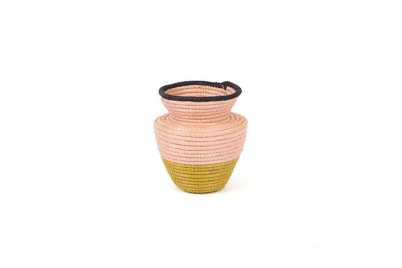 Peach Atelier Vase