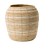 Thumbnail: Gold Stitched Floor Basket