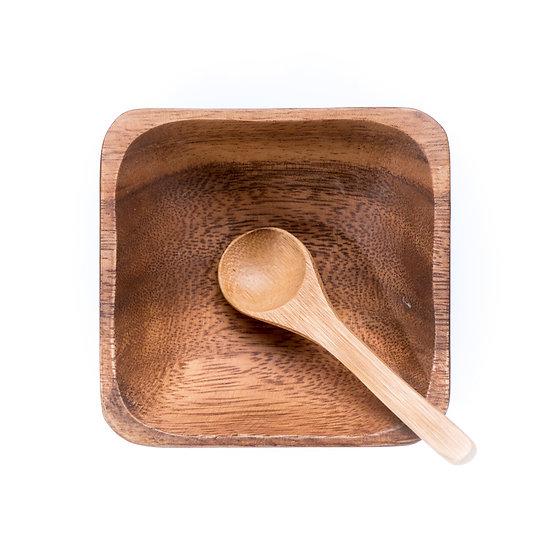 Facial Bowl & Spoon