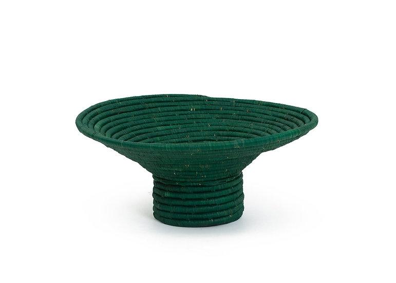 Forest Bud Pedestal Bowl