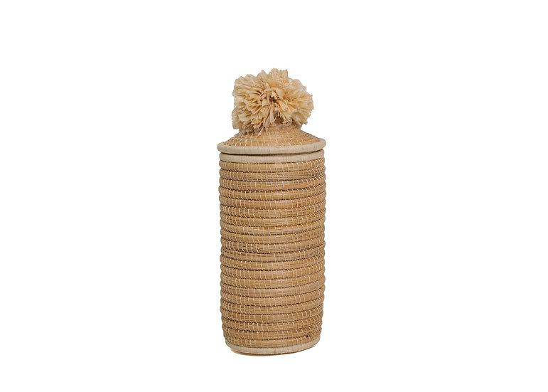 Natural Tina Pom Pom Box