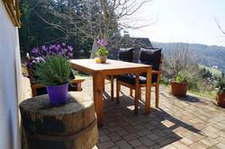 Terrace, view