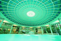 Caracalla Therme Innenbecken