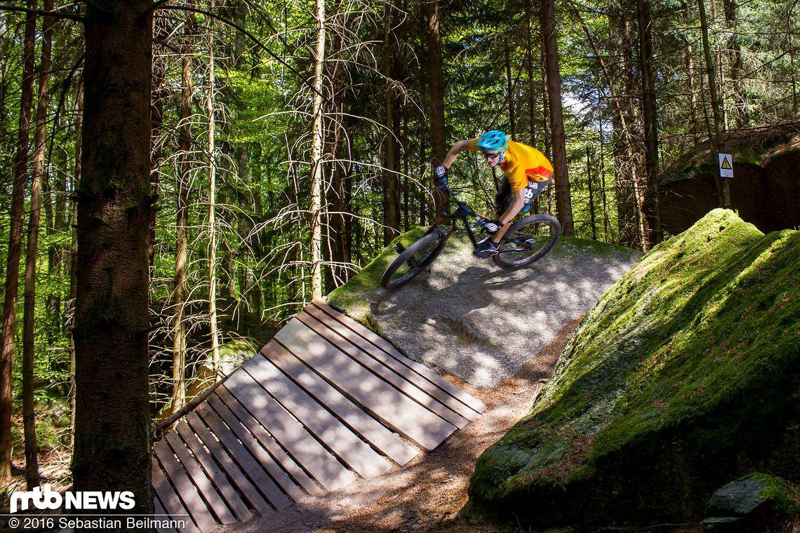 Neuer Schwarzwaldtrail