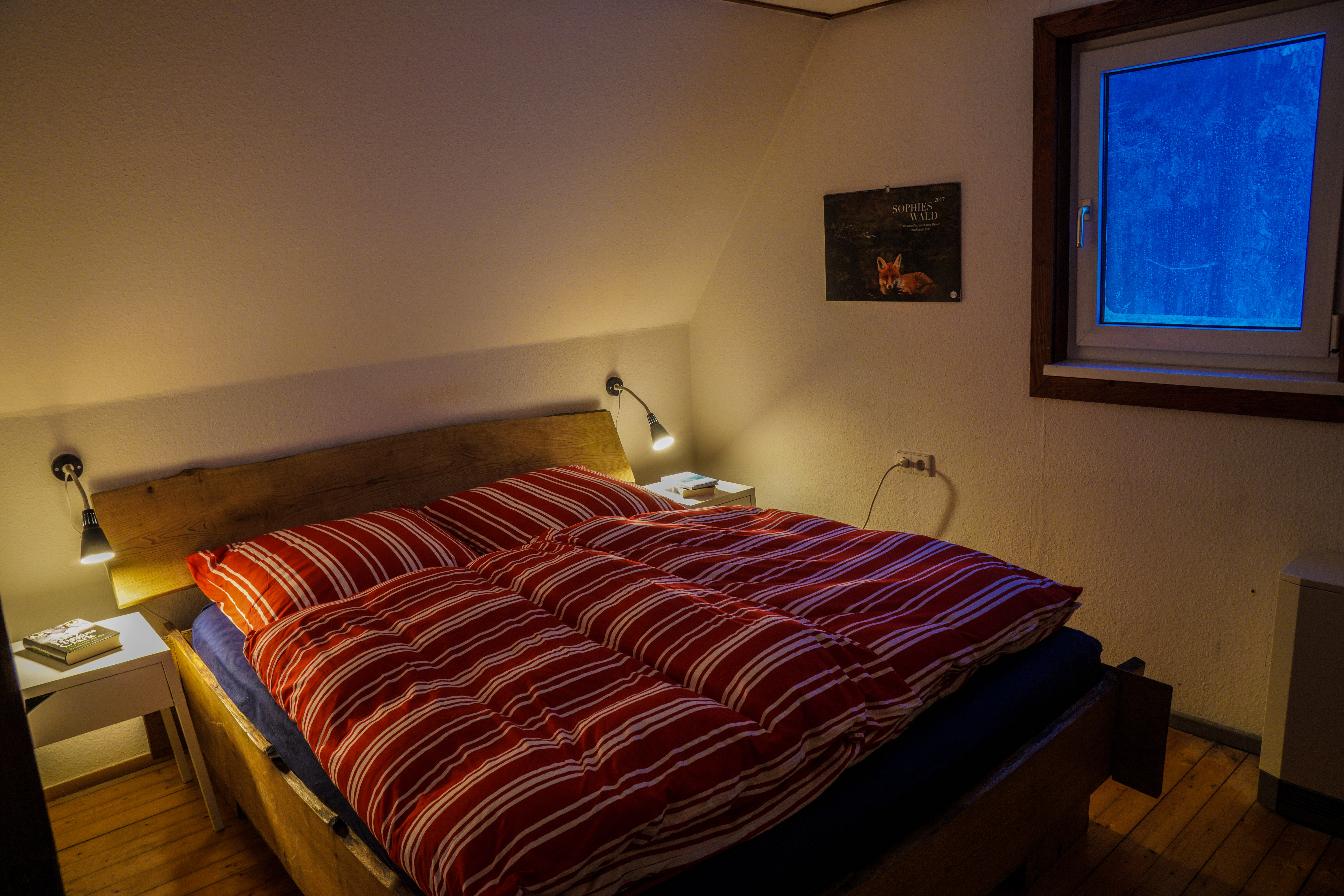 Small Double Bedroom