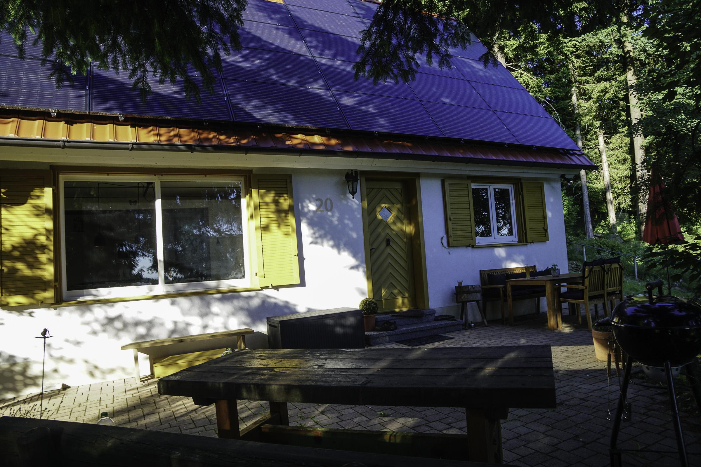 Schwarzwald Ferienhaus Chalet Bergweide am Nationalpark, mit Hund