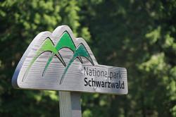 Nationalpark Eingang