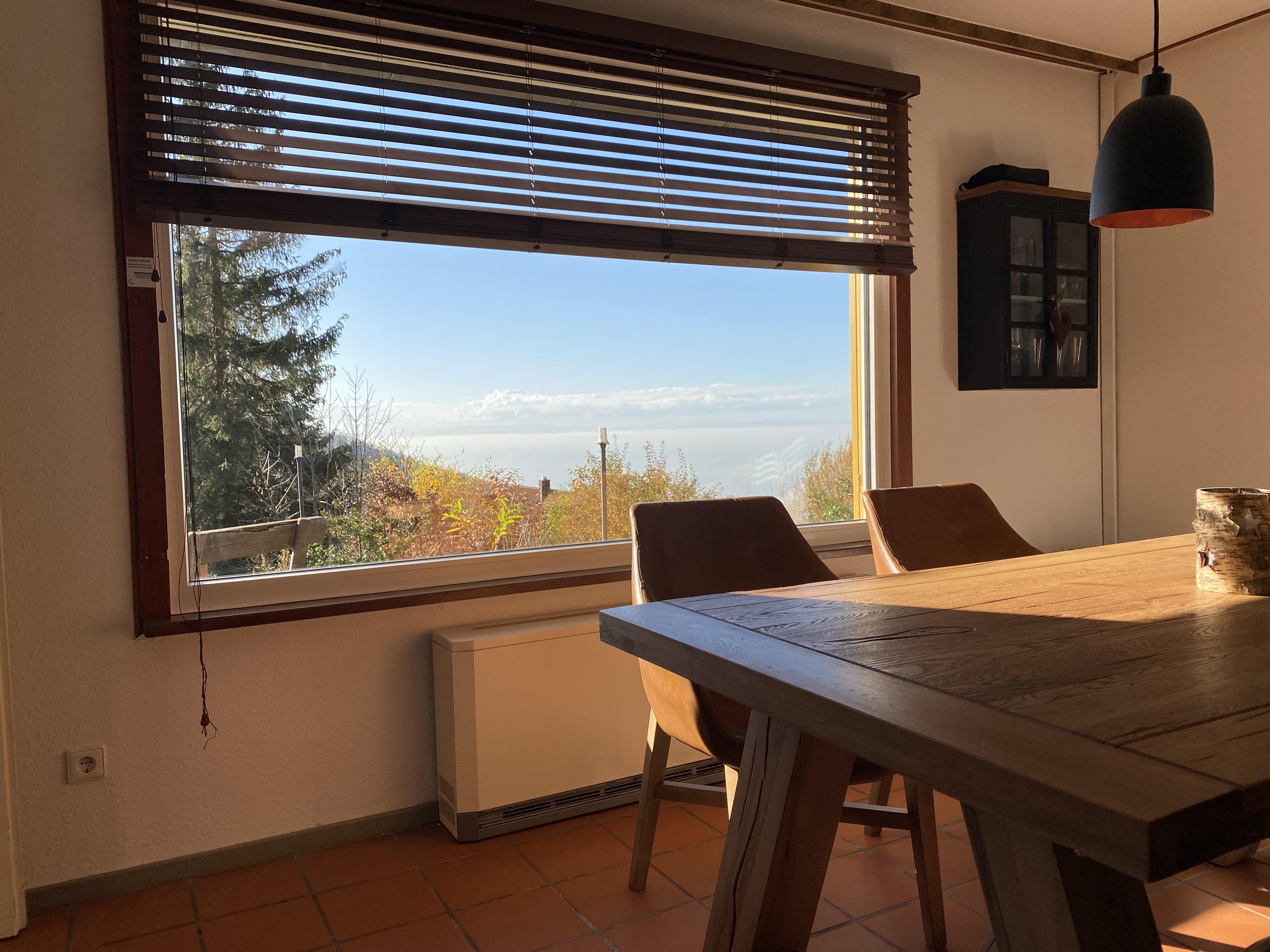 Panoramafenster - tagsüber