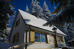 Winter at Chalet Bergweide