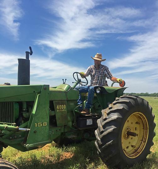 Farmer & Tractor