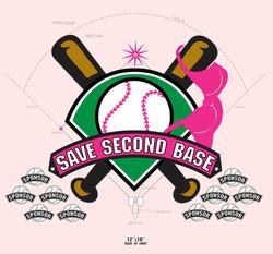 T-shirt Design - Breast Cancer Run