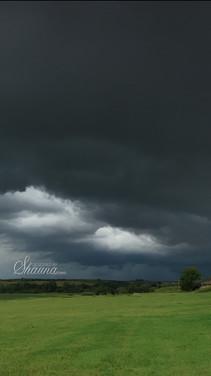 Storm Oklahoma Sky