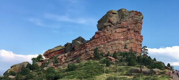Colorado Rock Formation
