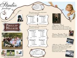 Trifold Brochure - Studio