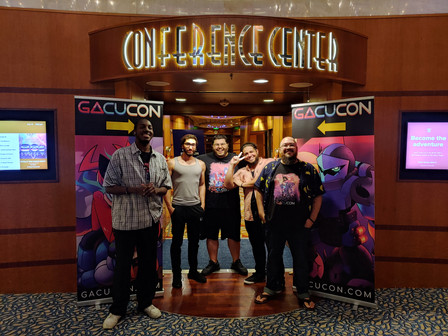 GaCuCon: The Coolest Gaming Cruise!