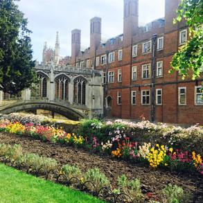 Cambridge St John's College