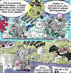 Mortadelo y Filemón. www.javinavas.es
