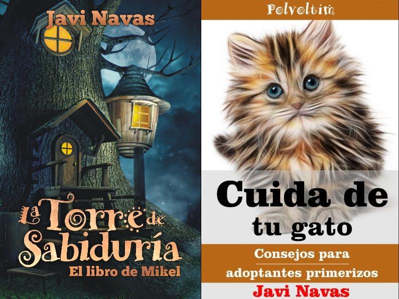 Novelas y gatos de www.javinavas.es