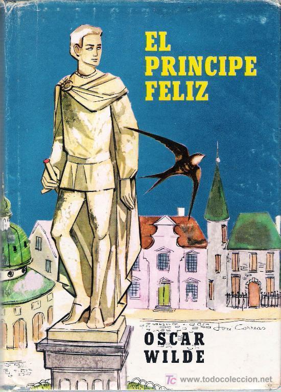 El príncipe feliz, de Oscar Wilde. Reseña en www.javinavas.es