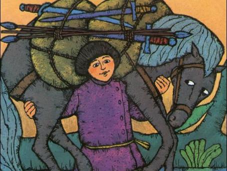 Reseña de «Las aventuras de Vania el forzudo», de Otfried Preussler.