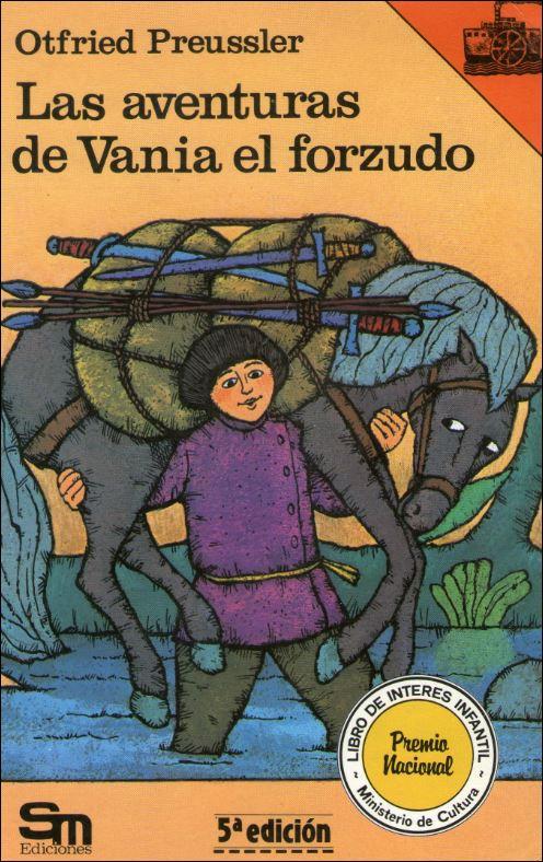 Vania el forzudo. Fantasía y aventuras. www.javinavas.es